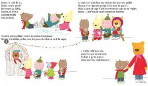 Maxou illustrations de Laurence Jammes
